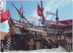 Tampa Bay Pirate Ship